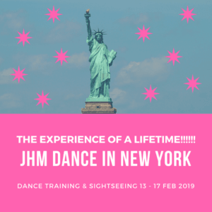 JHM Dance in NEW YORK