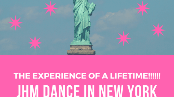 JHM Dance in NEW YORK