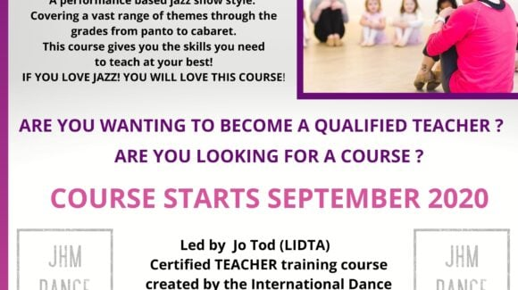 IDTA Level 4 Diploma Teacher Training