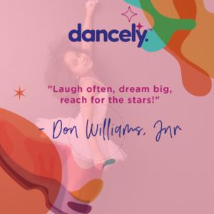 NEW Dancely classes!